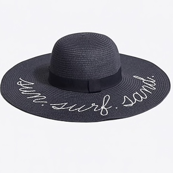 e88f95c4d7d5d J. Crew Factory Accessories - Sun•Surf•Sand Jcrew floppy hat